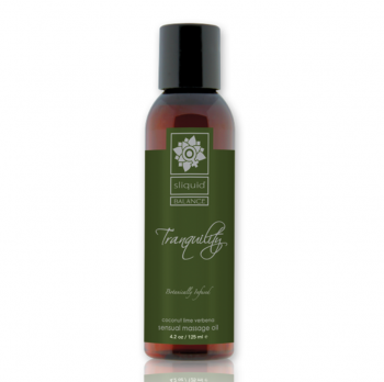 Sliquid Balance Oil - Tranquility (125ml)