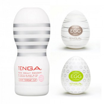 Tenga Soft Value Set