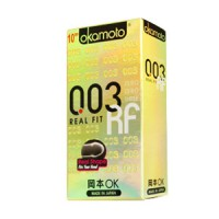OKAMOTO 0.03mm Real Fit (10pcs) From Japan