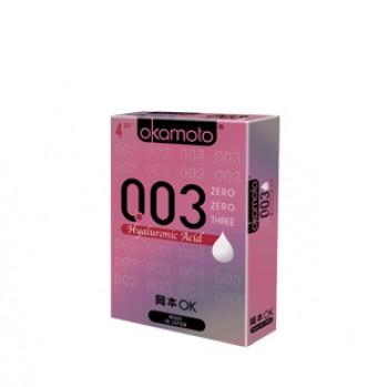 OKAMOTO 0.03 Hyaluronic Acid Condom