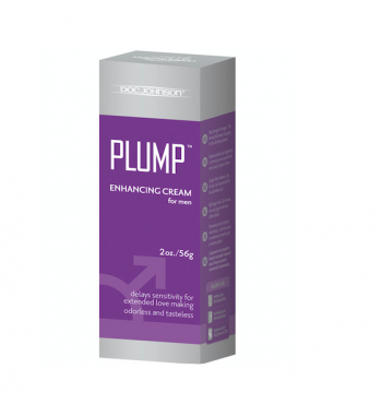 Doc Johnson Plump - Enhancement Cream for Men (56g)