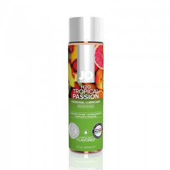 System JO H2O Flavoured Lubricant - Tropical Passion