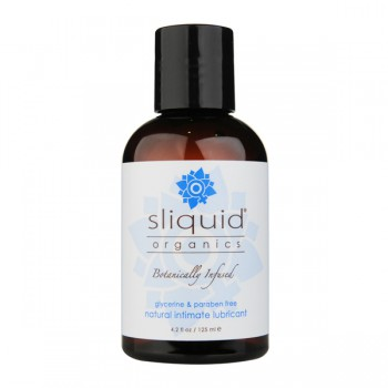 Sliquid Organics Natural - 125ml