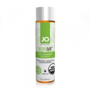 System JO Naturalove USDA Organic - Chamomile (120ml)