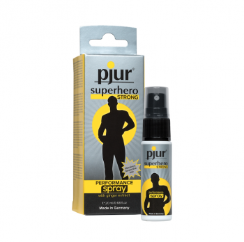 Pjur Superhere STRONG Performance Spray (20ml)