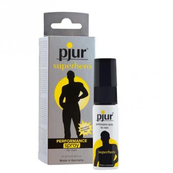 Pjur Superhero - Performance Spray