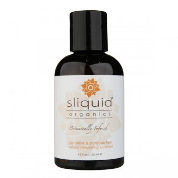 Sliquid Organics Sensation - 125ml