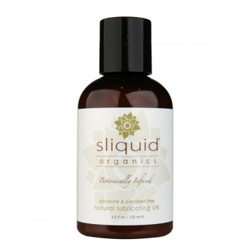Sliquid Organics Silk - 125ml