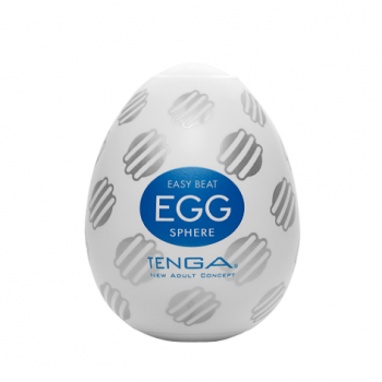 New Standard! Tenga EGG Sphere