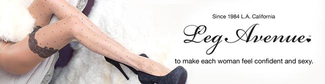 leg avenue stockings hosiery
